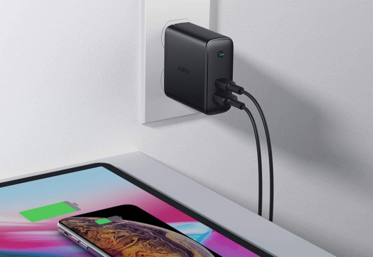 AUKEY Focus 60W PD Charger-min (1)