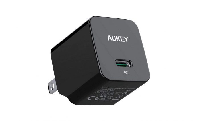 AUKEY Minima 18W PD Charger Fast Charger