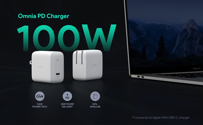 AUKEY Omnia USB C Charger-min (2)