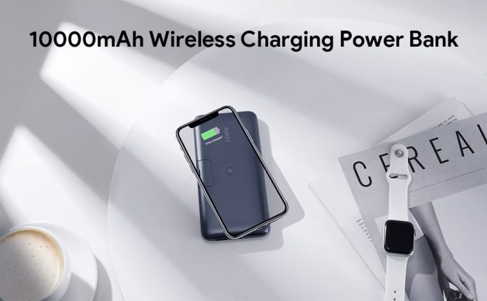 AUKEY Wireless 10000mAh Portable Charger-min (1)