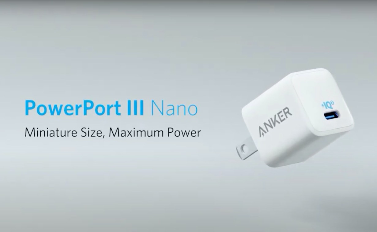 Anker 18W Nano USB C Charger For iPhone SE Drops To $9 1