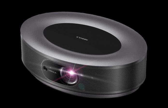 Anker Nebula Cosmos 1080p Home Entertainment Projector-min