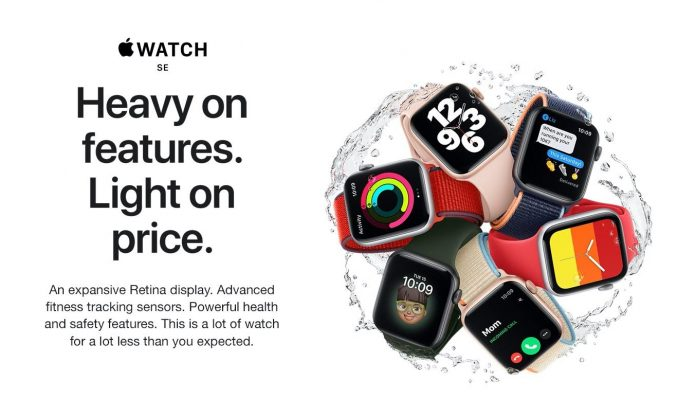 Apple Watch Deals SE-min