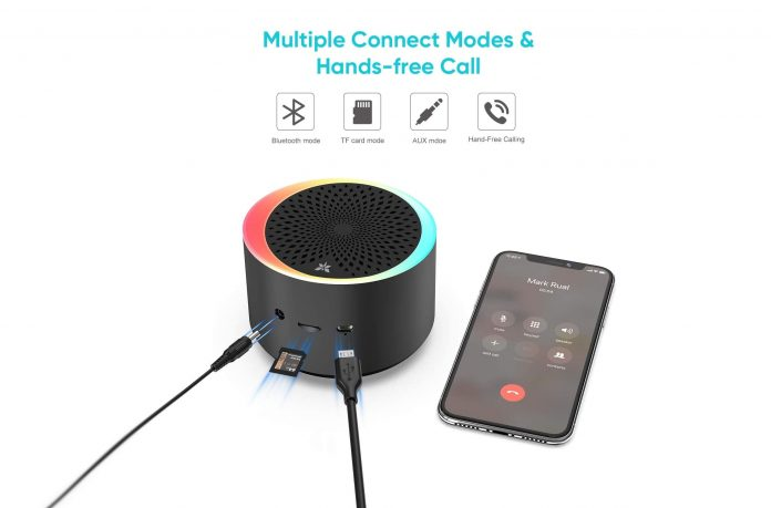 _Bluetooth Speaker with Colorful Lights-min
