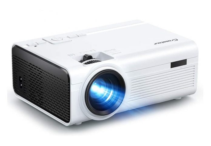 Crosstour Mini Projector-min