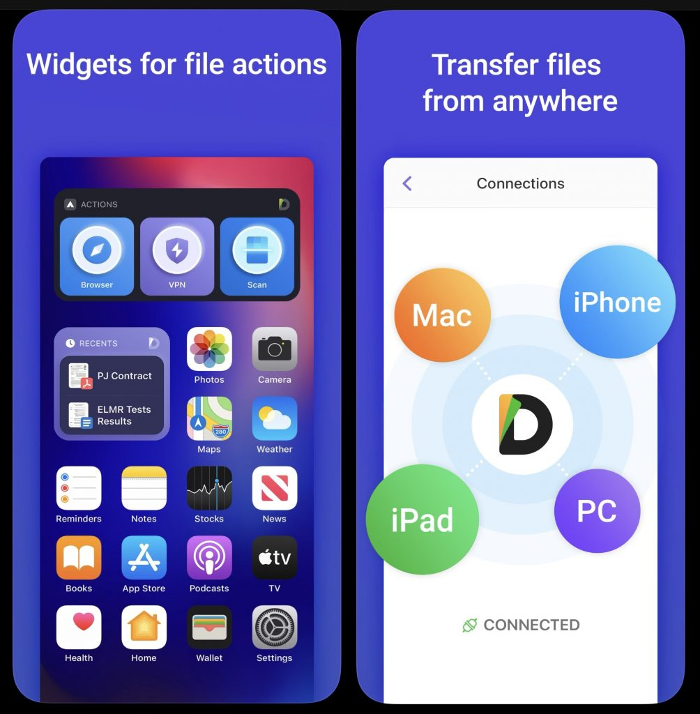 Documents-homescreen-widget-ios-14
