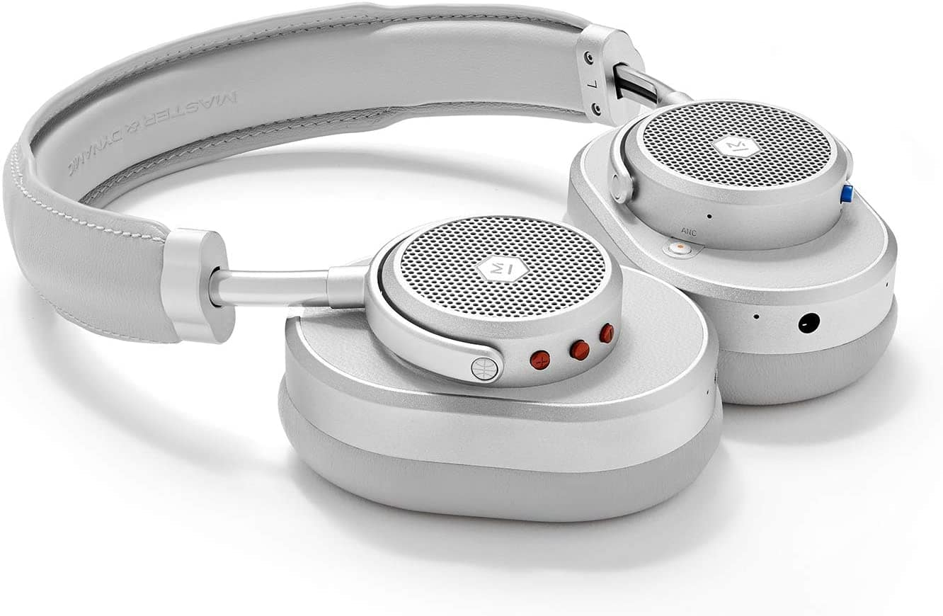 Master & Dynamic MW65 Active Noise-Cancelling (ANC) Wireless Headphones-min