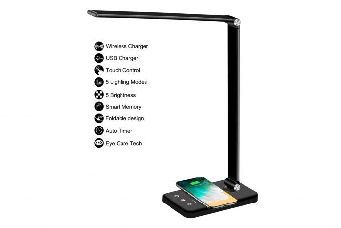 Multifunctional LED Desk Lamp-min
