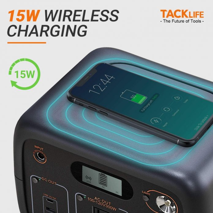 TACKLIFE Autumn Exclusive Power Station 300W