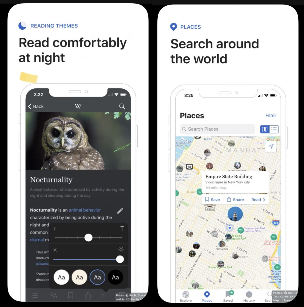 Wikipedia's widgets bring daily updates to your iOS 14 home screen. Your favorite free online encyclopedia is in your fingertips with over 40 million articles in nearly 300 languages.