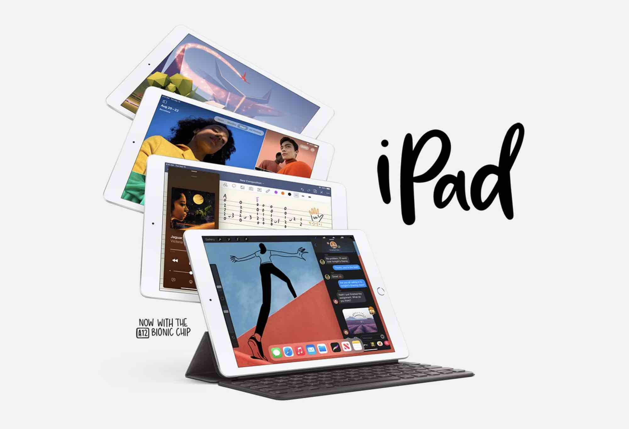 iPad 8th gen deals