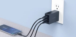 AUKEY USB Wall Charger Quick Charge 3.0-min