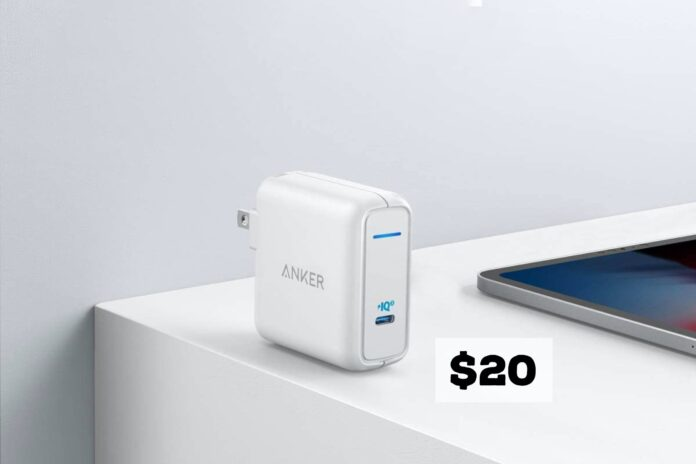 Anker 60W Power Delivery Fast Charger-min (1)