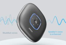 Anker PowerConf Bluetooth Speakerphone-min