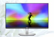 Dell S2721H 27 Inch Full HD 1080p