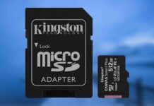 Kingston 512GB microSDHC Canvas Select Plus