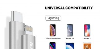 Lecone USB C to Lightning Cable-min (1)