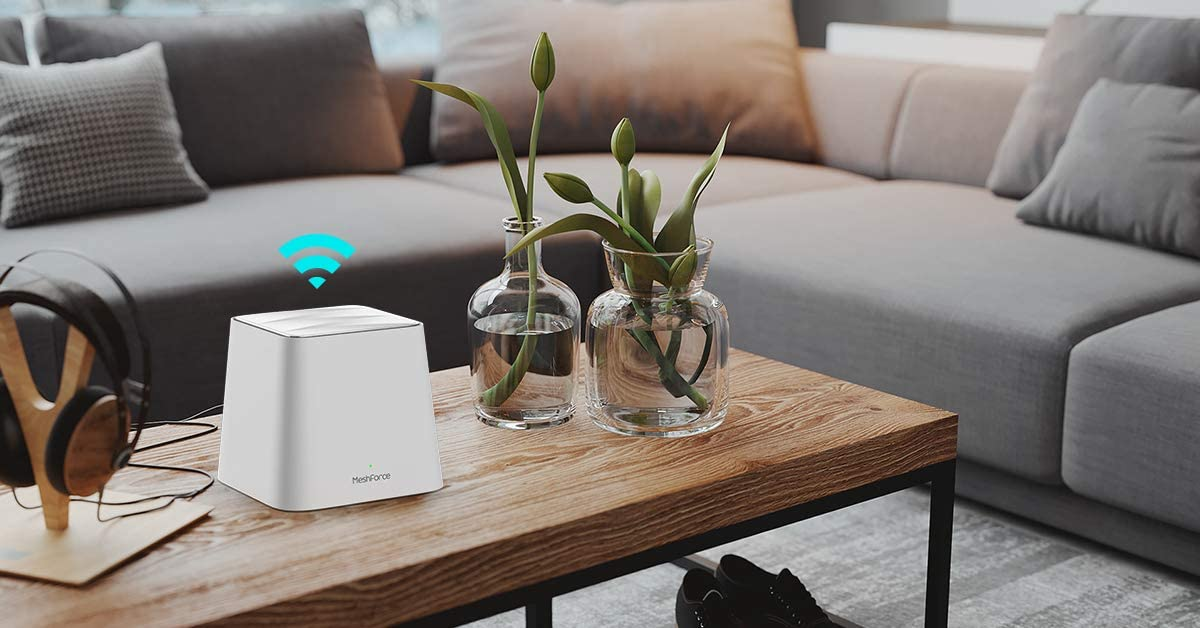 Meshforce Whole Home Mesh WiFi System