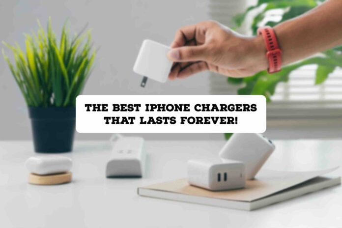 best iPhone 12 Wall Charger Adapters