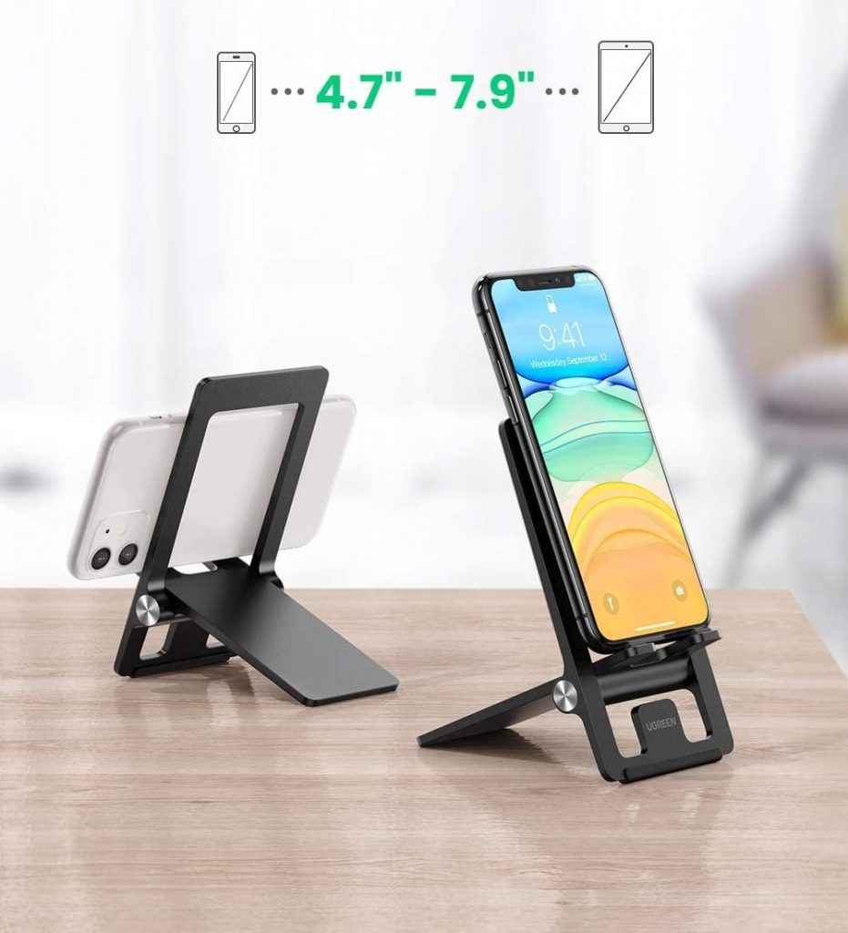 UGREEN Cell Phone Stand-min (3)