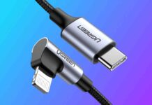 UGREEN USB-C to Lightning Cable