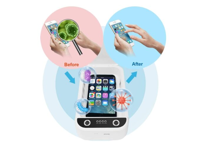 WiYA Portable Cell Phone Cleaner-min