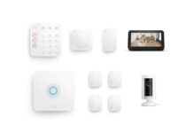 All-new Ring Alarm 8-piece kit (2nd Gen) with Ring Indoor Cam and Echo Show 5