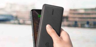 Anker USB C Portable Charger