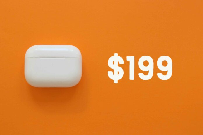 Apple AirPods Pro offer