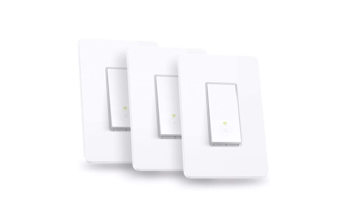 Kasa Smart HS200P3 WiFi Switch by TP-Link (3-Pack)