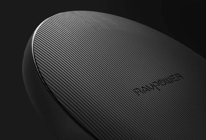 RAVPower Qi Certified Ultra-Safe Wireless Charger