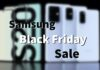 Samsung Smartphone Black Friday Sale