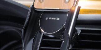 VANMASS Car Phone Holder