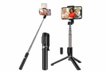 Yoozon Selfie Stick Tripod Bluetooth
