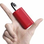iWALK Portable Charger 9000mAh Ultra-Compact Power Bank