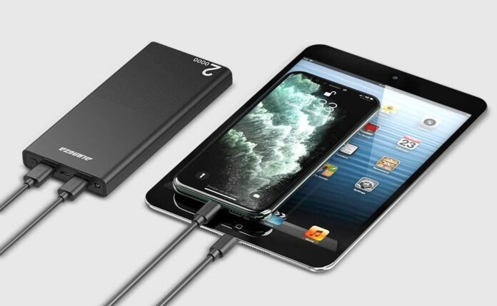 Alongza 20000mAh Portable Phone Charger