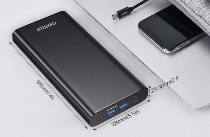 CHOETECH Portable Charger