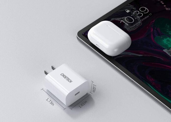 CHOETECH USB C Fast Charger