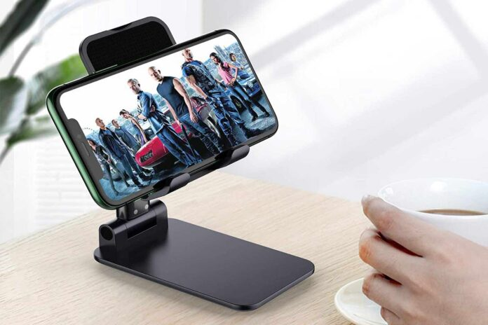 Foldable Cell Phone Stand