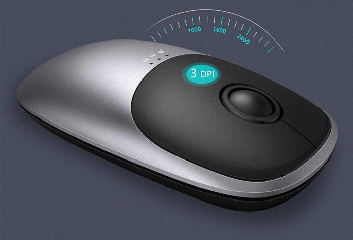Jelly Comb Bluetooth Mouse