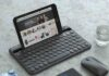 Jelly Comb Rechargeable Wireless Bluetooth Keyboard