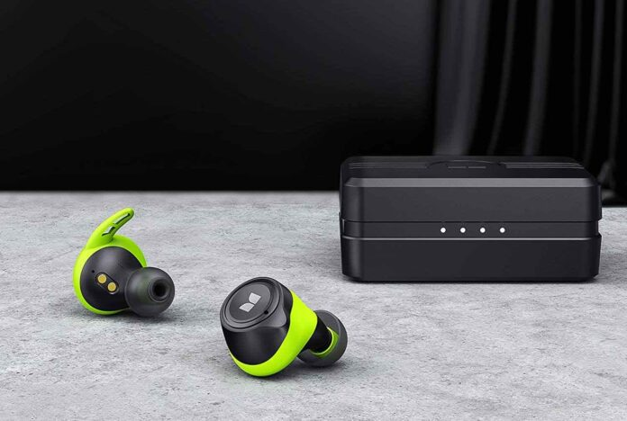 Monster Isport Champion True Wireless Earbuds