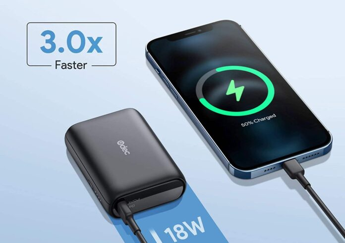 Odec Mini Portable Charger