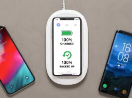 SanDisk 64GB Ixpand Wireless Charger Sync
