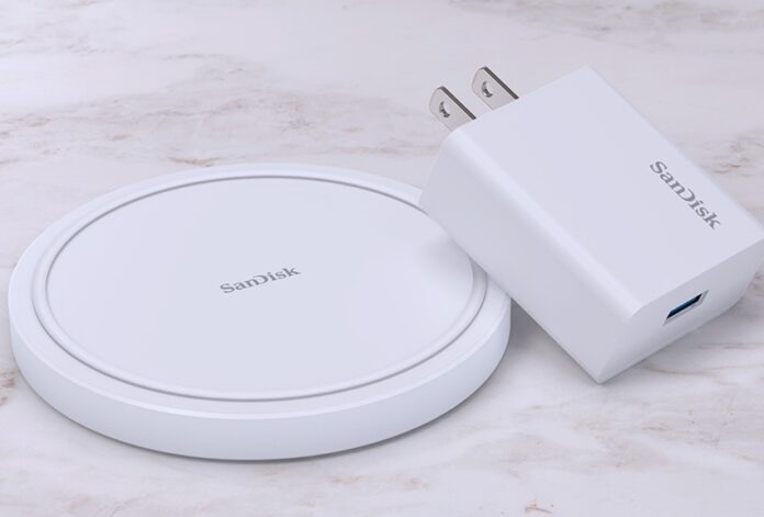 SanDisk Ixpand Wireless Charger 15W