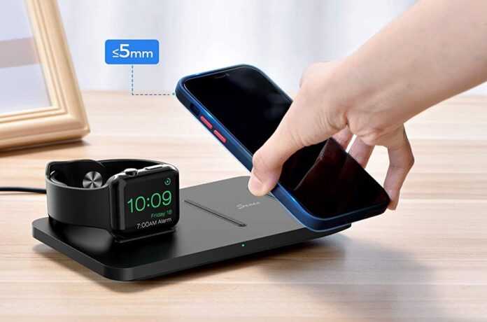 Seneo 2 in 1 Wireless Charger