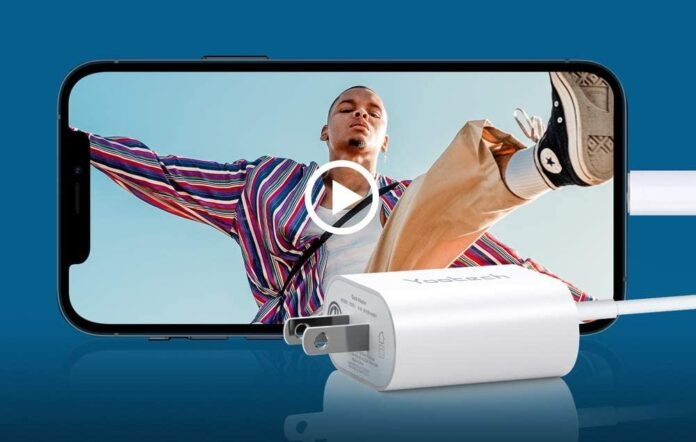 Yootech Compatible with iPhone Charger