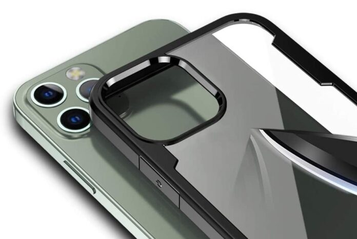 Youvogue Compatible with iPhone 12 Pro Max Case