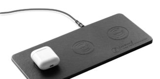 ZealSound Qi-Certified Ultra-Slim Triple Wireless Charger