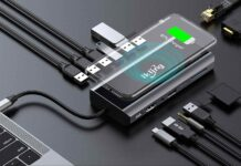 15-in-1 USB C Docking Station